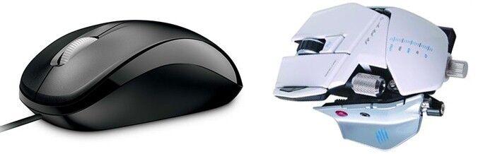 Rollen, leuchten oder lasern: Maustechnologien im Überblick