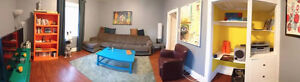 Downtown 2 bedroom apartment in home! (Aug 1st!)