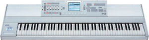 Korg M3 88-Key digital piano, synthesizer