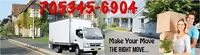 BEST MOVING RATES IN ANY TOWN WITH A 5 STAR SERVICE