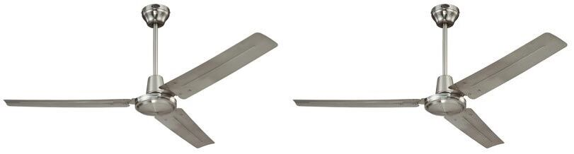 Westinghouse 7861400 Industrial 56-Inch Three-Blade Indoor C