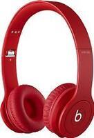 Beats by Dr. Dre - Beats Solo HD On-Ear Headphones – Red