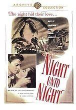 NIGHT UNTO NIGHT Region Free DVD - Sealed