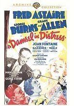 DAMSEL IN DISTRESS Region Free DVD - Sealed