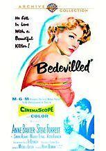 BEDEVILLED Region Free DVD - Sealed