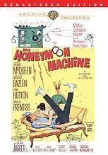 HONEYMOON MACHINE - (RMST) Region Free DVD - Sealed