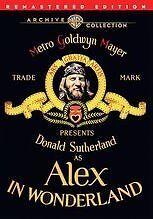 ALEX IN WONDERLAND - (RMST) Region Free DVD - Sealed