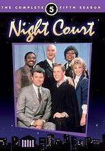 NIGHT COURT: THE COMPLETE SEASON 5  (3PC) Region Free DVD - Sealed