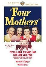 FOUR MOTHERS Region Free DVD - Sealed