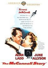 THE McCONNELL STORY (1953 Alan Ladd) - Region Free DVD - Sealed