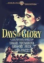 DAYS OF GLORY Region Free DVD - Sealed