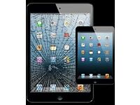 Ipad 2, 3, 4, mini 1&2 and Ipad Air Screen Repair Service. Prices from £25.00 (Belfast & Bangor)