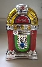 Coca Cola Juke Box Salt and Pepper Shaker