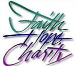 Faith Hope Charity~Fashion and More
