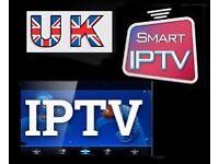 IPTV for Firesticks, Android or Smart tv