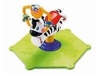 Fisher Price Bouncing Zebra