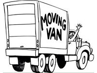 Man and Van. REMOVALS/COURIER/PALLETS/PARCELS/STORAGE LOCAL AND NATIONWIDE
