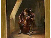 Cello Lessons / Cello Tuition - Glasgow / North Lanarkshire / South Lanarkshire