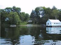 LAKEFRONT COTTAGES FOR RENT GULL LAKE HALIBURTON