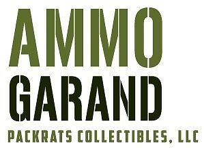 Packrats Collectibles AmmoGarand