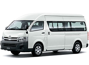 2005 Toyota Hiace Van/Minivan Brisbane South East Preview
