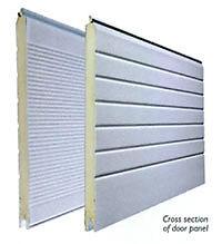 Wanted: Insulated garage door panels.