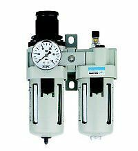 Air Filter, Regulator and Lubricator (FRL) - NEW