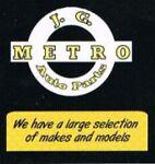 J G Metro Auto Parts