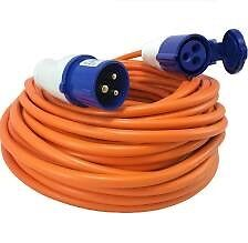 25M ELECTRIC HOOK-UP CABLE