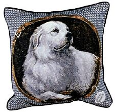 Great Pyrenees Pillow, Pyre pilo, Great Pyrenees pilow