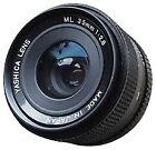 Yashica Wide Angle Camera Lens