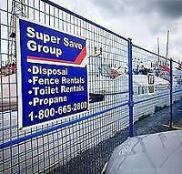 Super Save Fence Rentals - CLASS 5 DRIVERS $18.50/HR