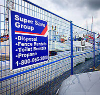 Super Save Fence Rentals - Drivers WANTED! $18.50