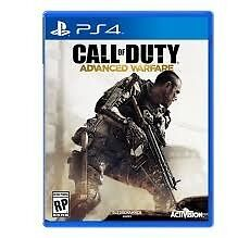 PS4 : Call of Duty: Advance warfare