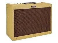 Fender Blues Deluxe Amplifier As New