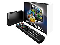 OVEBOX MAG BOX HD WD 12 MONTH GIFT SKYBOX CABLE BOX