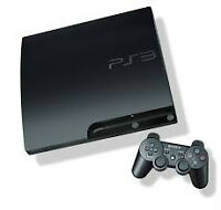 PS3 ready-to-go combo for sale.