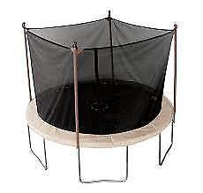 FLASH SALE!!! - FREE SHIPPING - Trainor Sports Trampoline 11ft with enclosure net