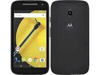 Motorola moto E Unlocked 4G LTE new £60 fixed price