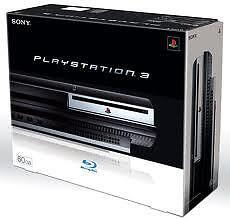 PS3 60GB 3.41,Sony PlayStation 3 60 GB Console 3.41 (PAL - CECH-C03).