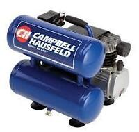 Small metal tanks from air compressors/broken or non functional