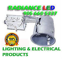 POT LIGHTS - RETRO FITS / NEW CONSTRUCTION NON IC & IC RATED !!!