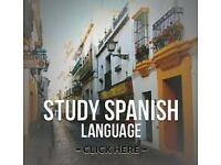 PATIENT, EXPERIENCED AND ENTHUSIASTIC SPANISH TUTOR AVAILABLE!!!!