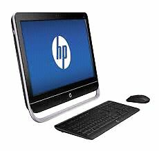 HP All-in-one  PC 1TB HDD 6GB ram