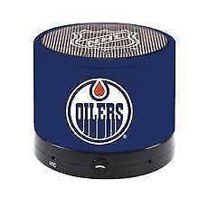 NHL Mobile viewing Bundle(Edmonton Oilers) , with Speaker , powerbank and Headphones  brand new sealed.