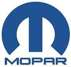 Mopar Part No S O E M Jeep Chrysler Dodge Genuine Parts In