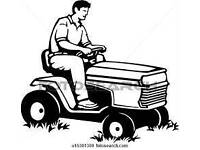 Ride on Lawn Mower Tractor not running wanted