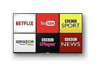 "NEW 32""lg 4k smart tv selling it for £170,ONO,need quick sale."