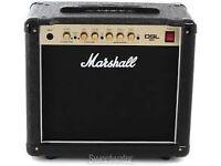 Marshall DSL5C tube amplifier