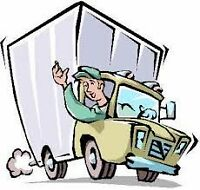 DELIVERY DRIVER - AVAILABLE